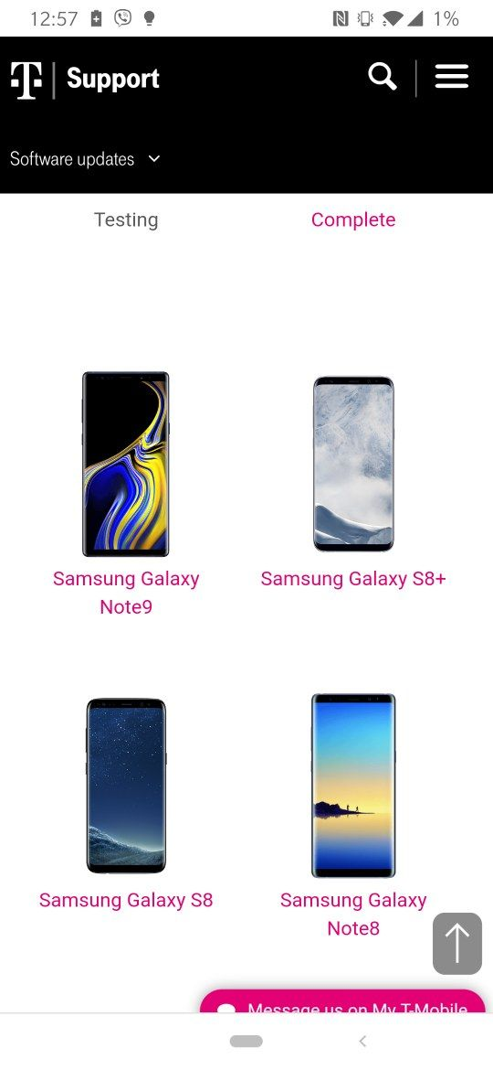 CLOSED/PLEASE BE RESPECTFUL) T-Mobile USA | Page 7 - OnePlus