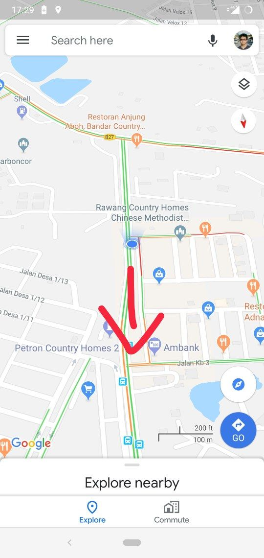 Google Maps keep showing the wrong direction  - OnePlus Community