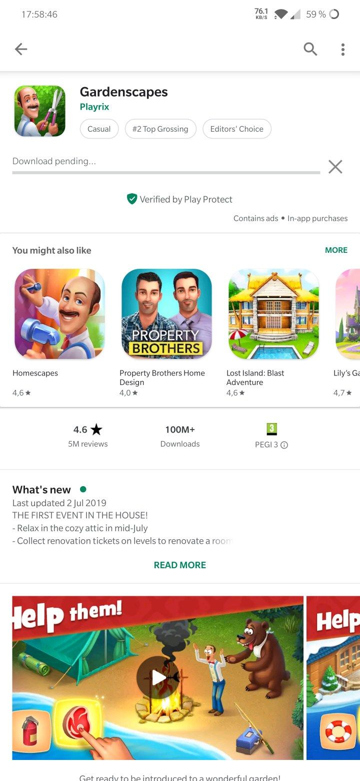 PlayStore pending download problem - OnePlus Community