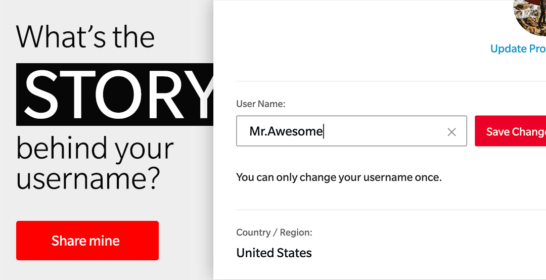 What's the story behind your username? - OnePlus Community