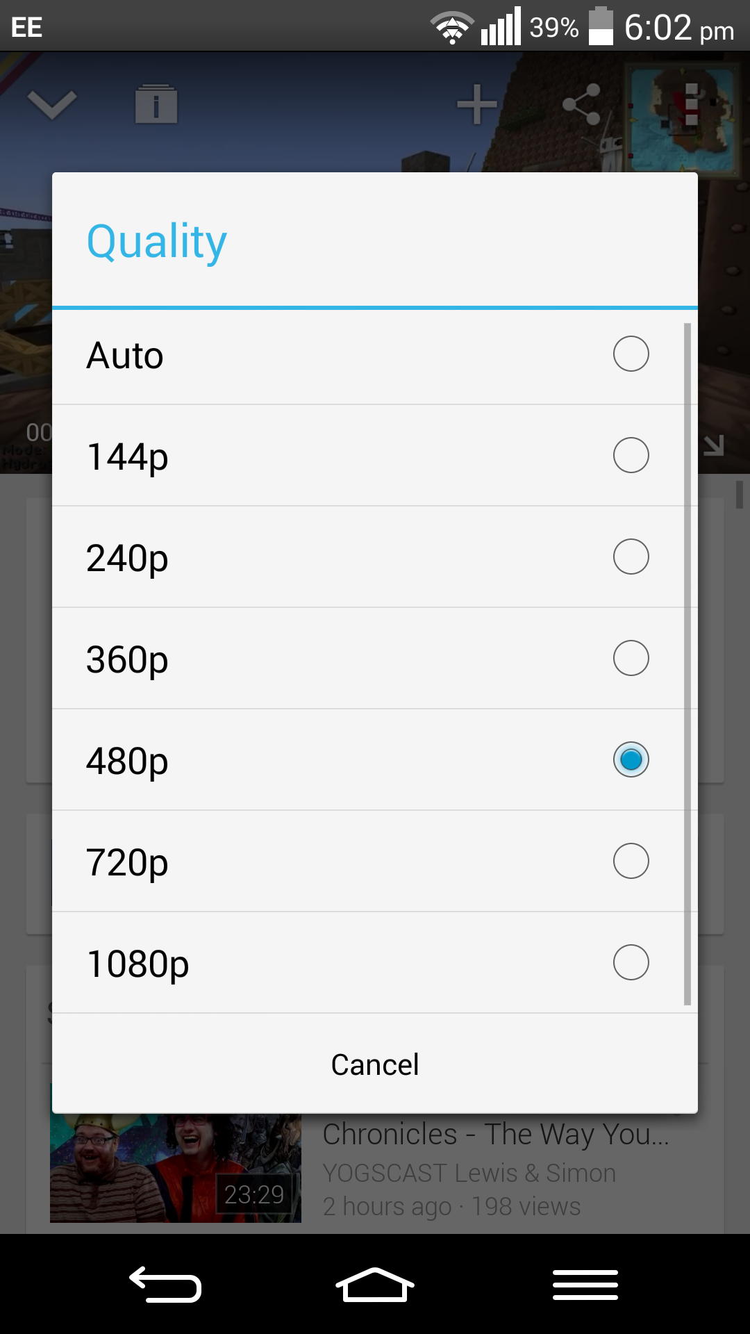 GUIDE] How to Enable 1080p YouTube on ALL 1080p ANDROID