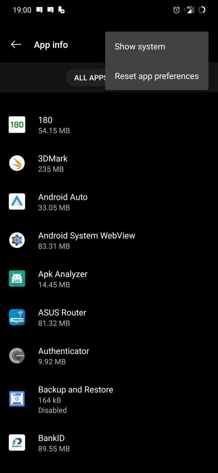 File Manager Install Unknown App Oneplus Community