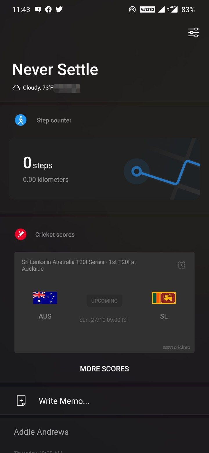 Step Counter Help Oneplus Community