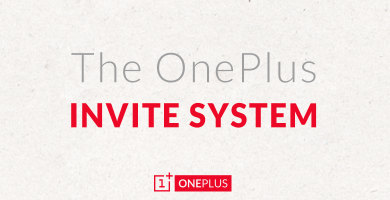 The Oneplus Invite System Updated May