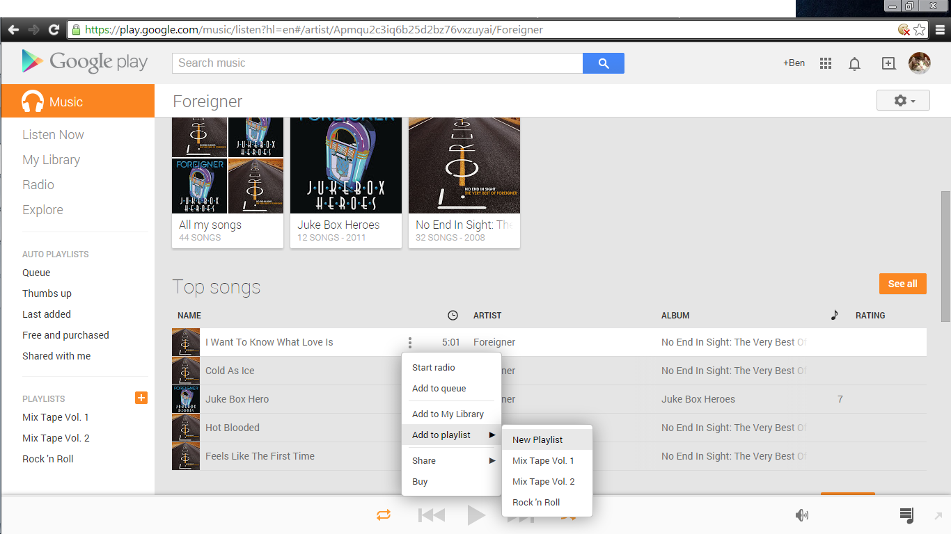 How to create playlist in Google Music? - OnePlus Community