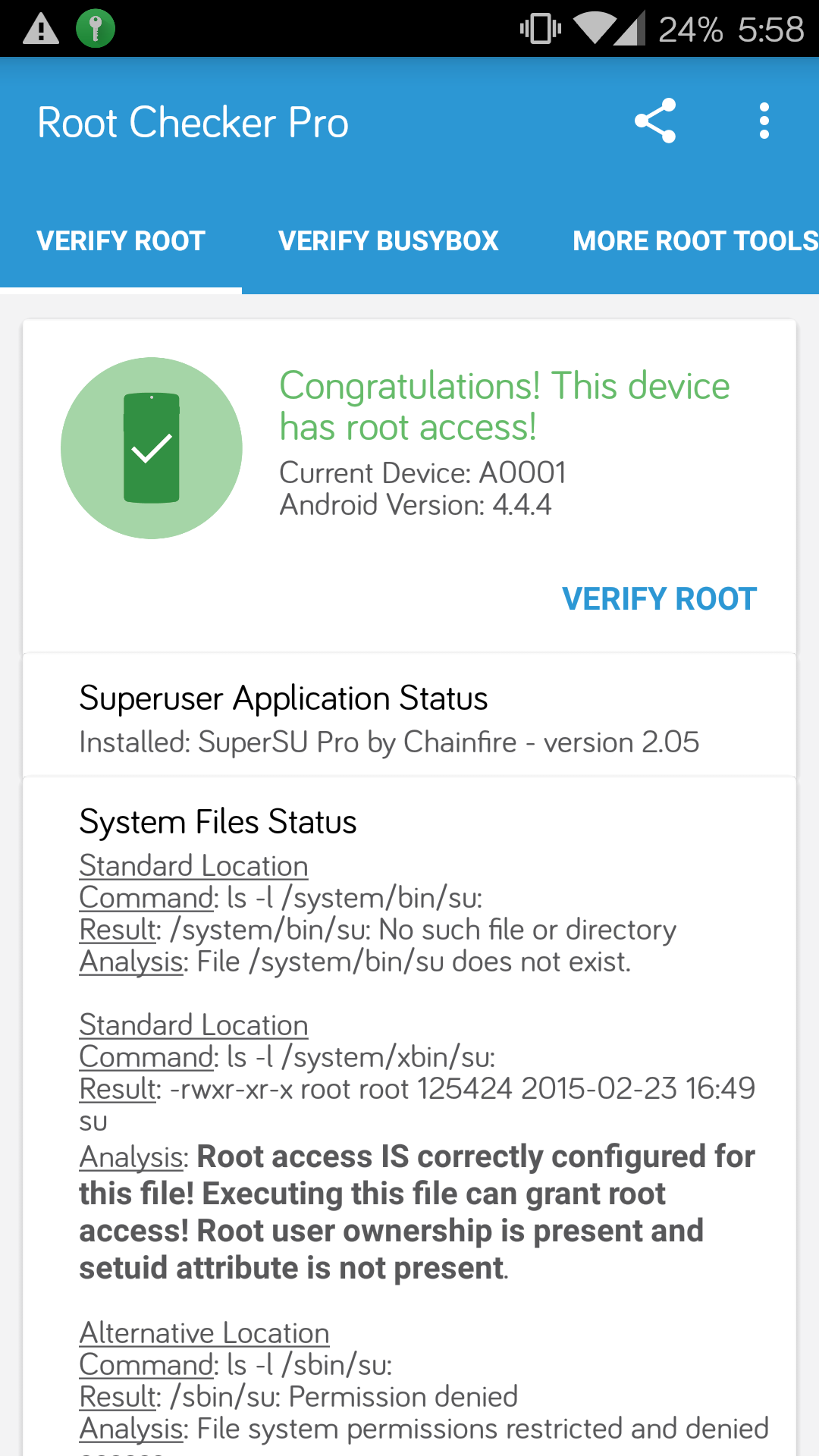 Rooted OnePlus One But ??????? - OnePlus Community