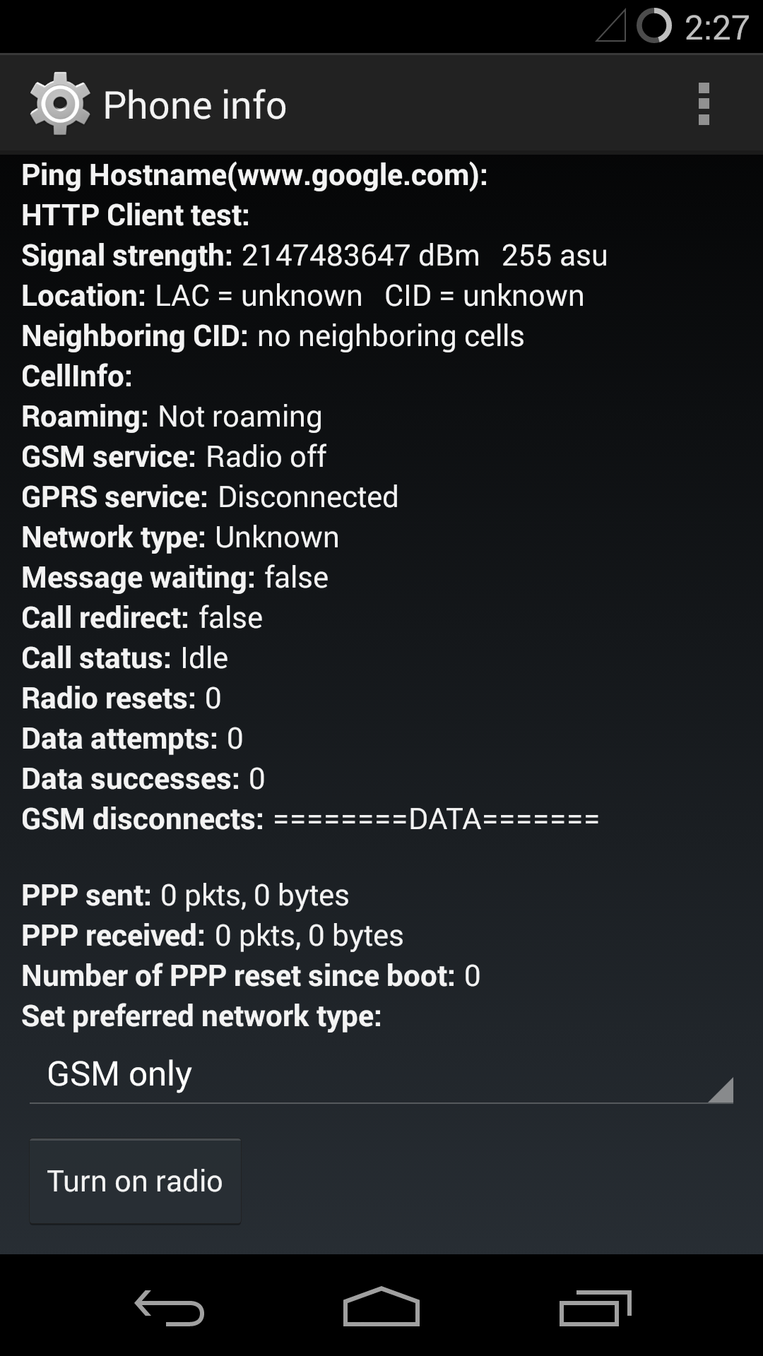 Not able to connect to Mobile Network - OnePlus Community