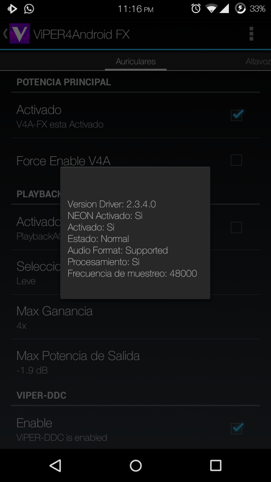 ViPER4Android for CM11s and CM12/CM12s Zip+Instructions