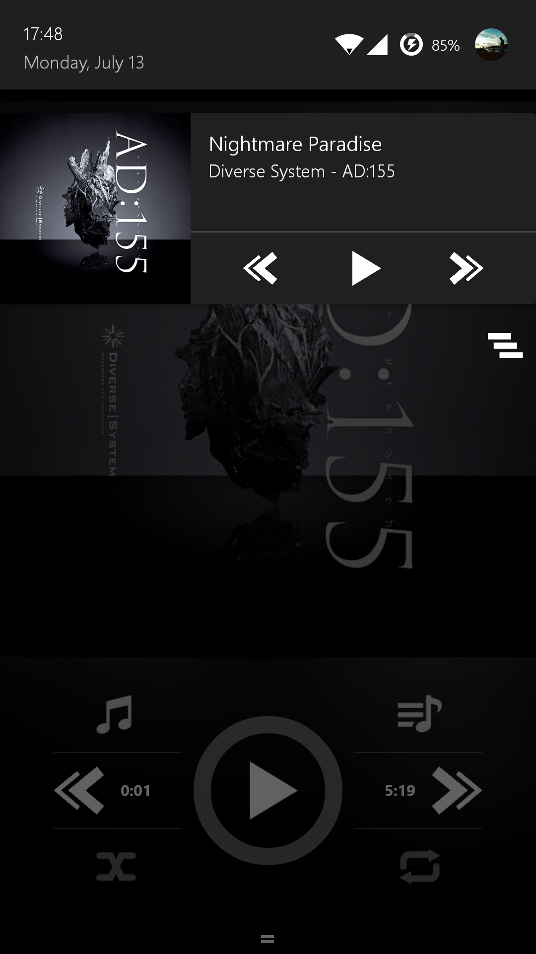 APK] [CM 12 1] Eleven Music Player - OnePlus Community