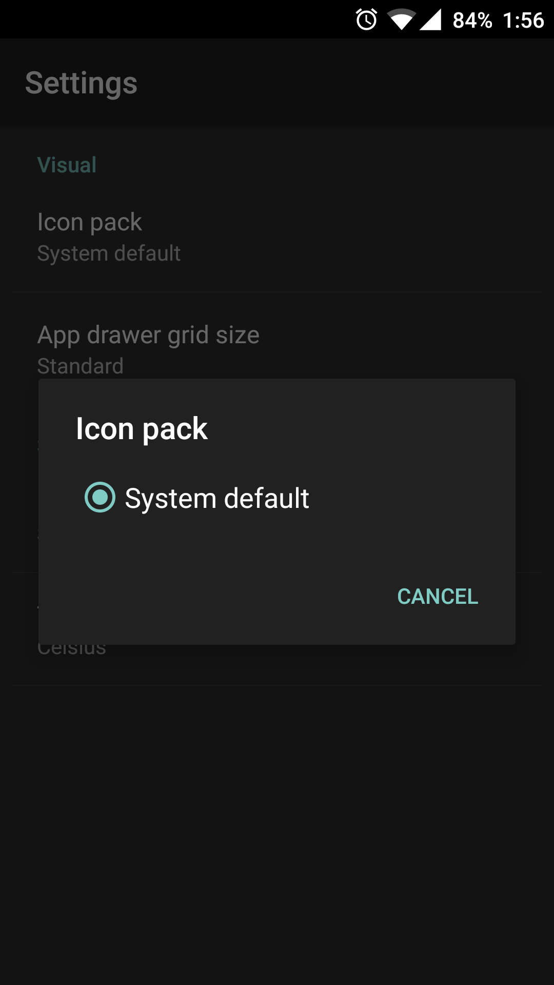 Default icon packs missing in oxygen OS - OnePlus Community