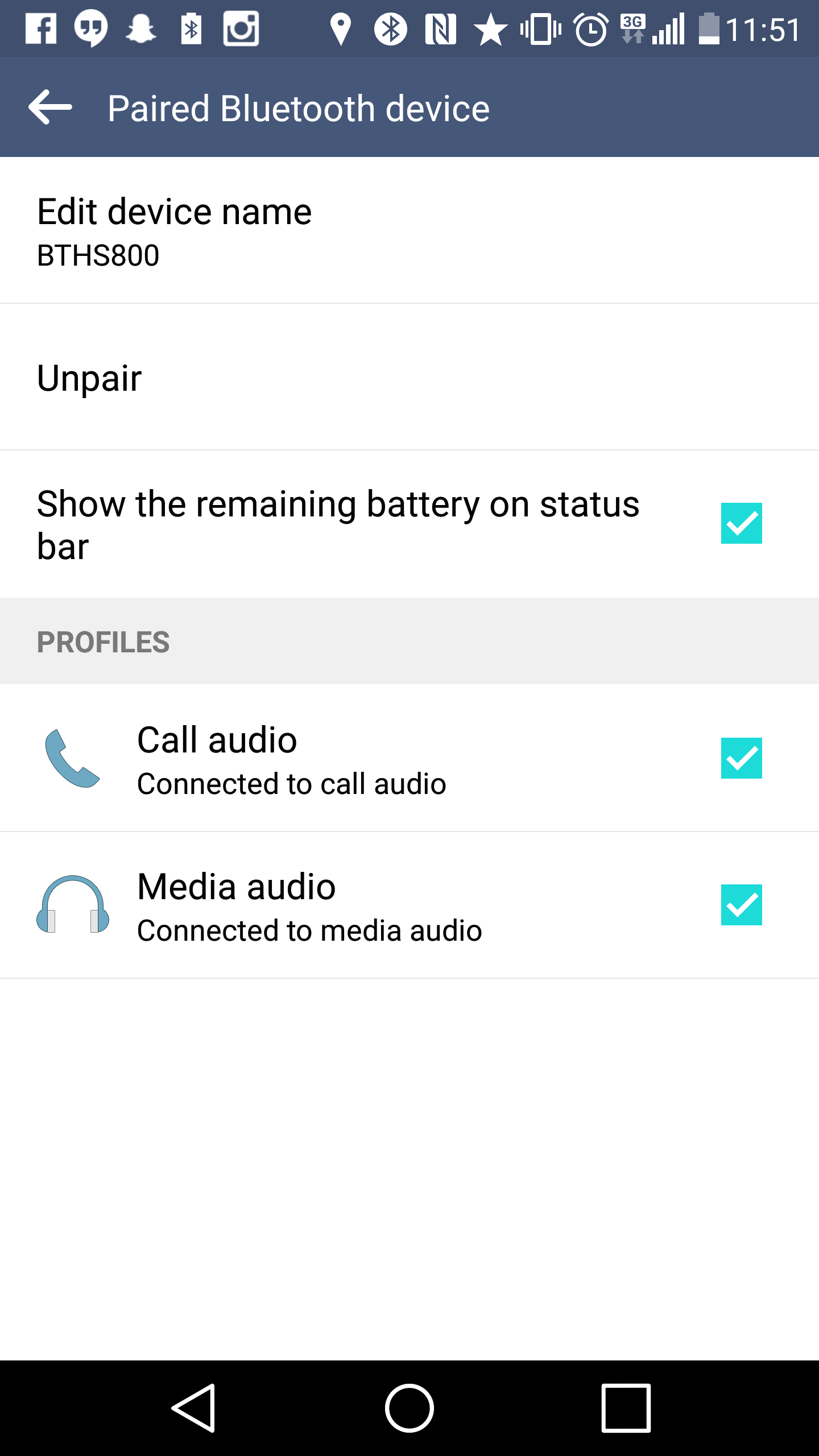Bluetooth device battery indicator? - OnePlus Community