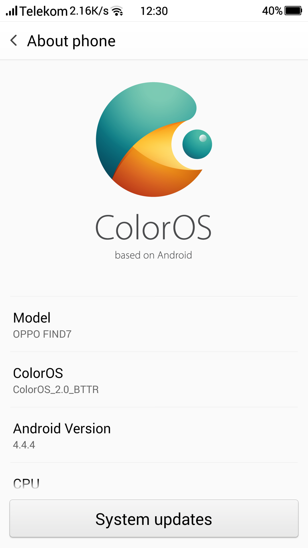 ROM - Latest ColorOS mod | Page 199 - OnePlus Community
