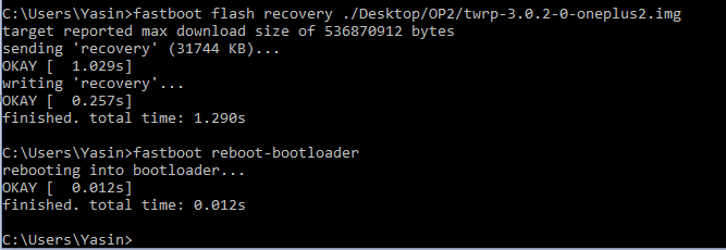 SOLVED] Fastboot oem unlock does not work - OnePlus Community