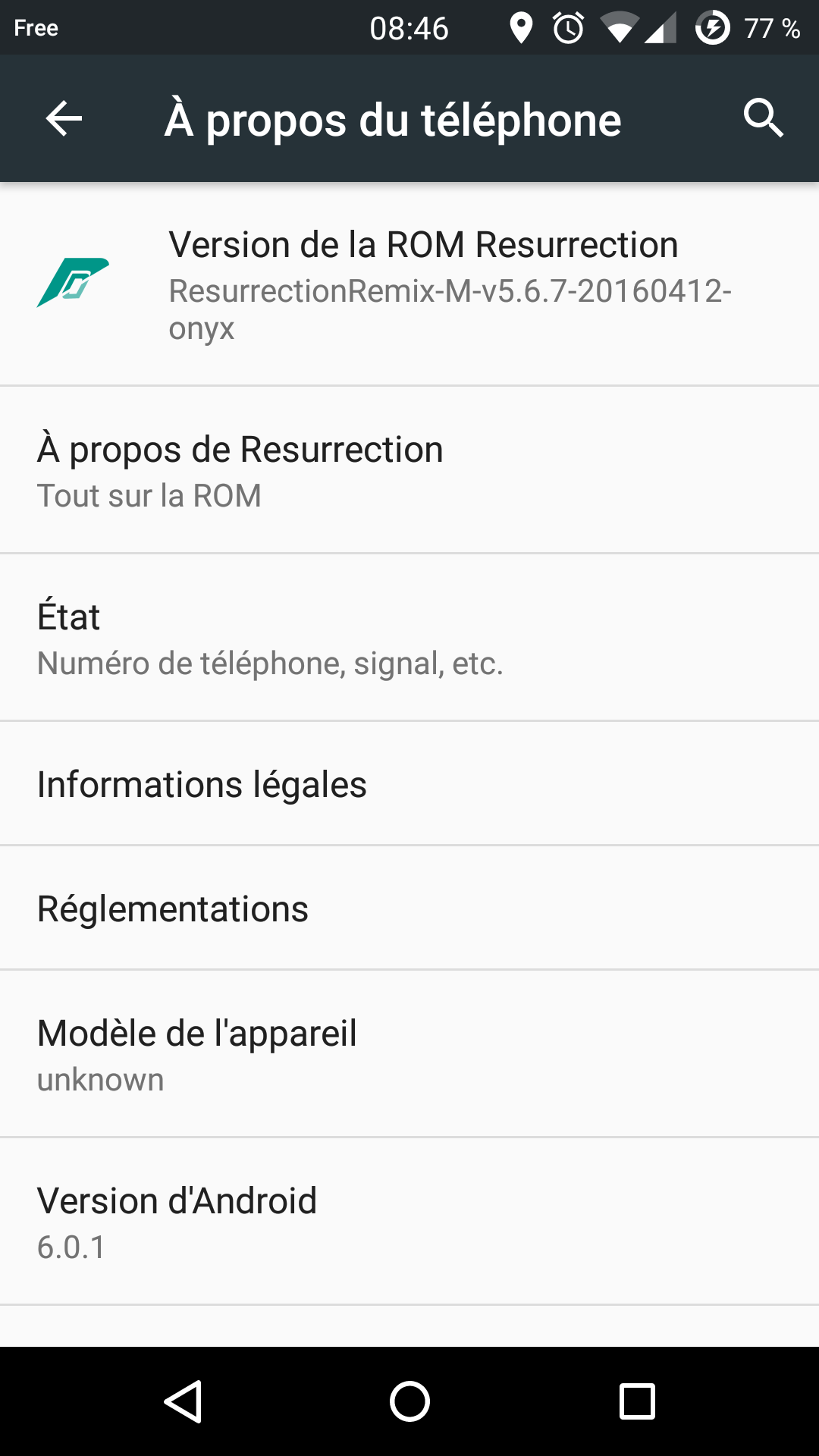 ROM] Resurrection Remix for OnePlus X - OnePlus Community