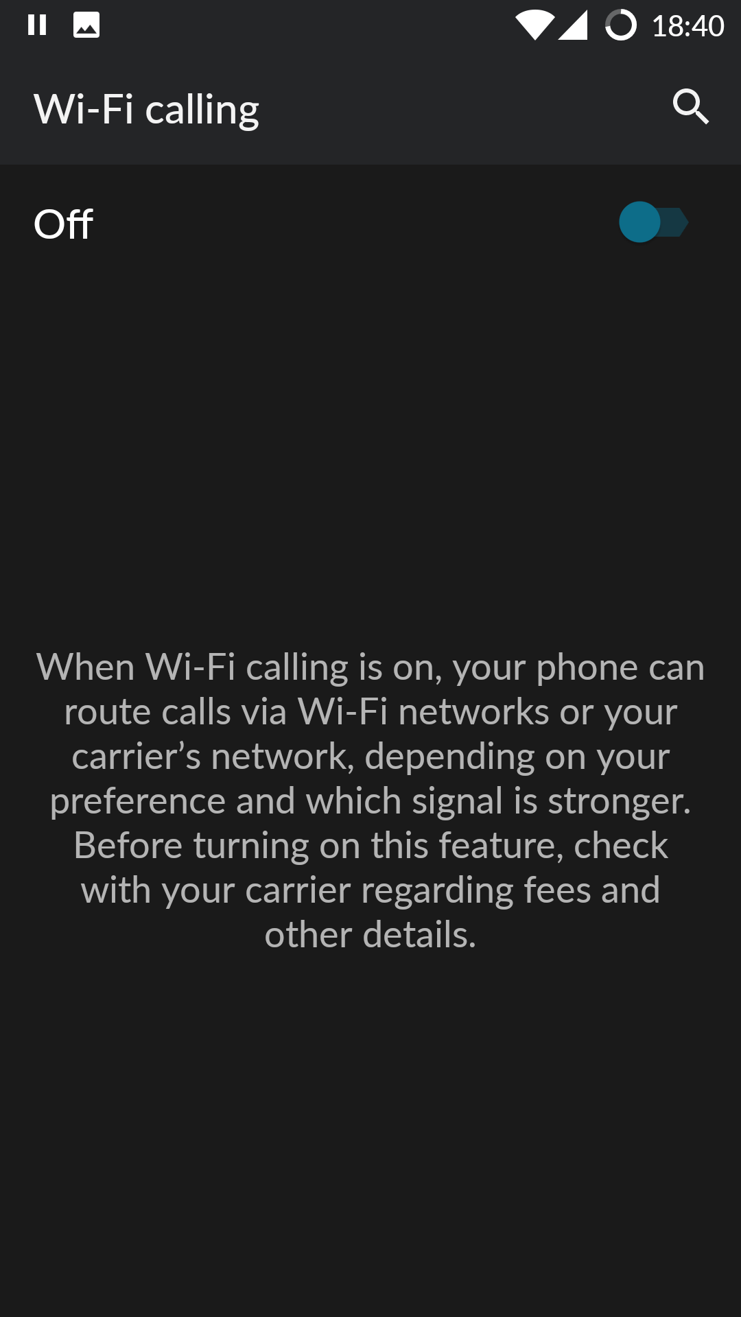 How to Enable Wi-Fi Calling - OnePlus Community