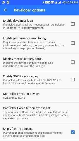 MAJOR ANNOUNCEMENT] - Daydream VR fully running on OP3