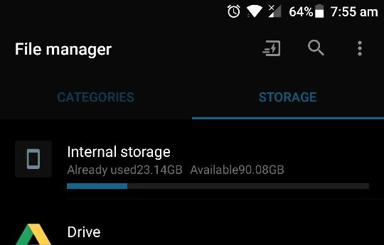 how to move installation file in root directory - OnePlus Community