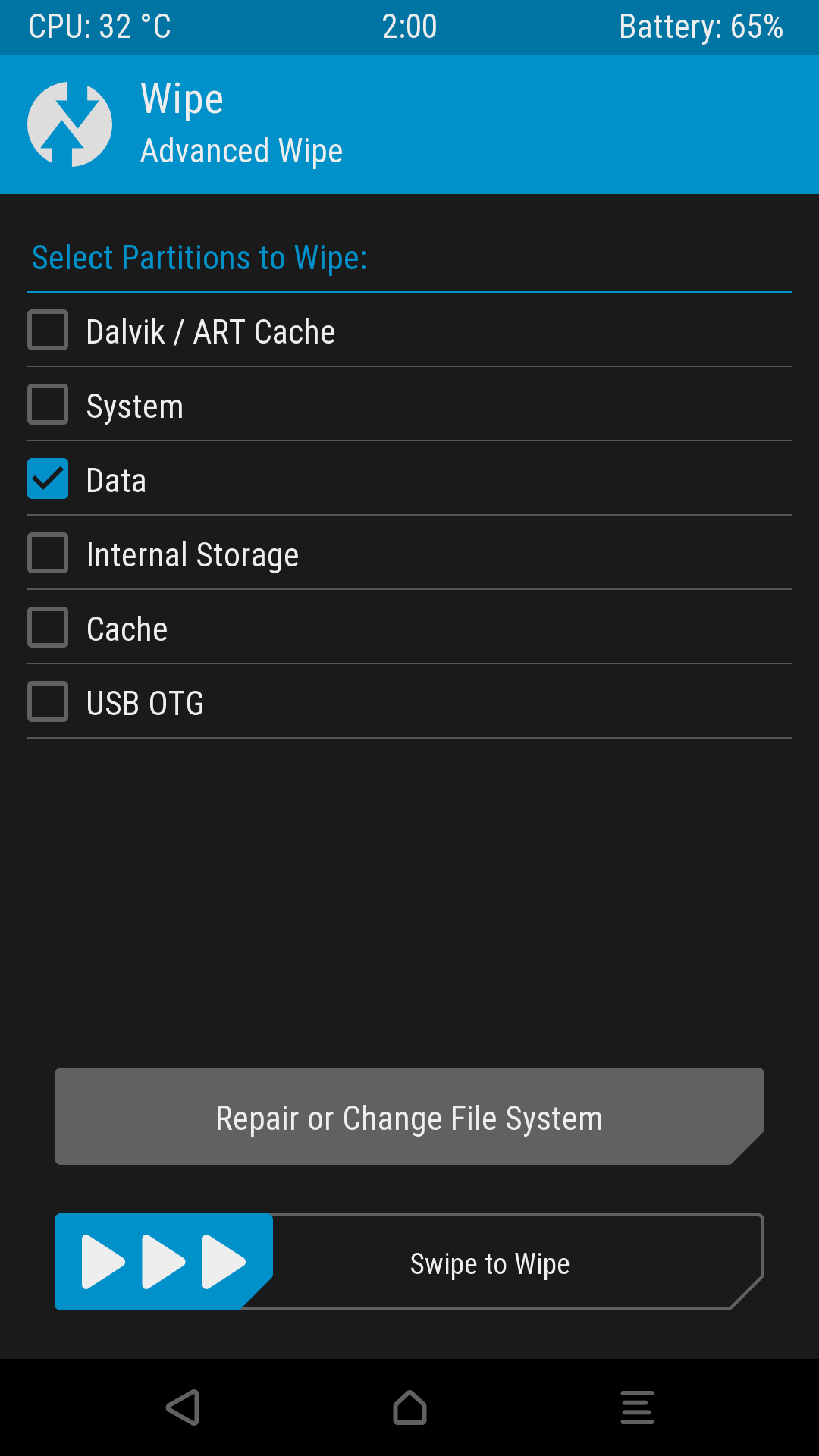 Oneplus 3t now has ext4 file system - OnePlus Community