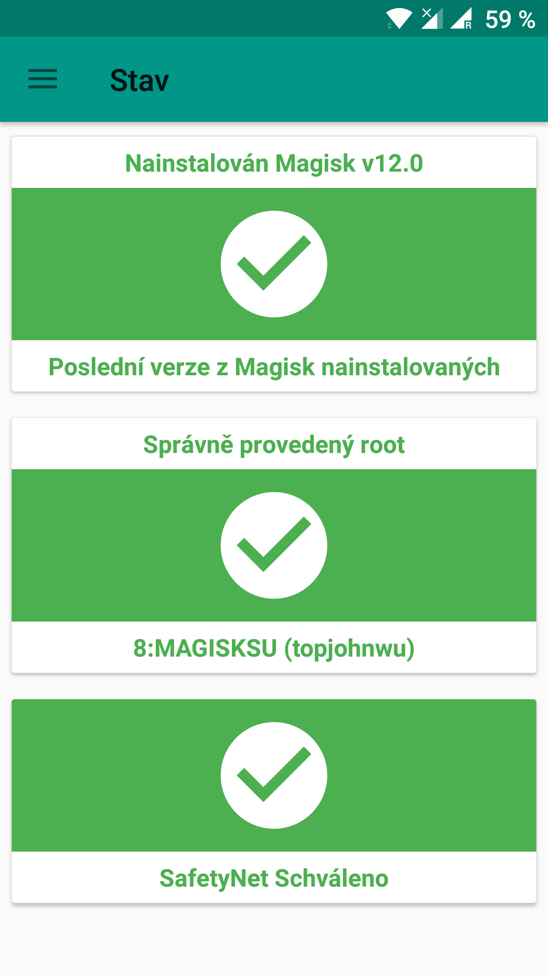 Systemless Root using Majisk and phh Superuser    - OnePlus Community