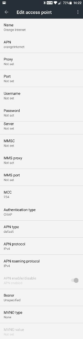 Network/Connectivity - No Internet access over Tethering (wifi