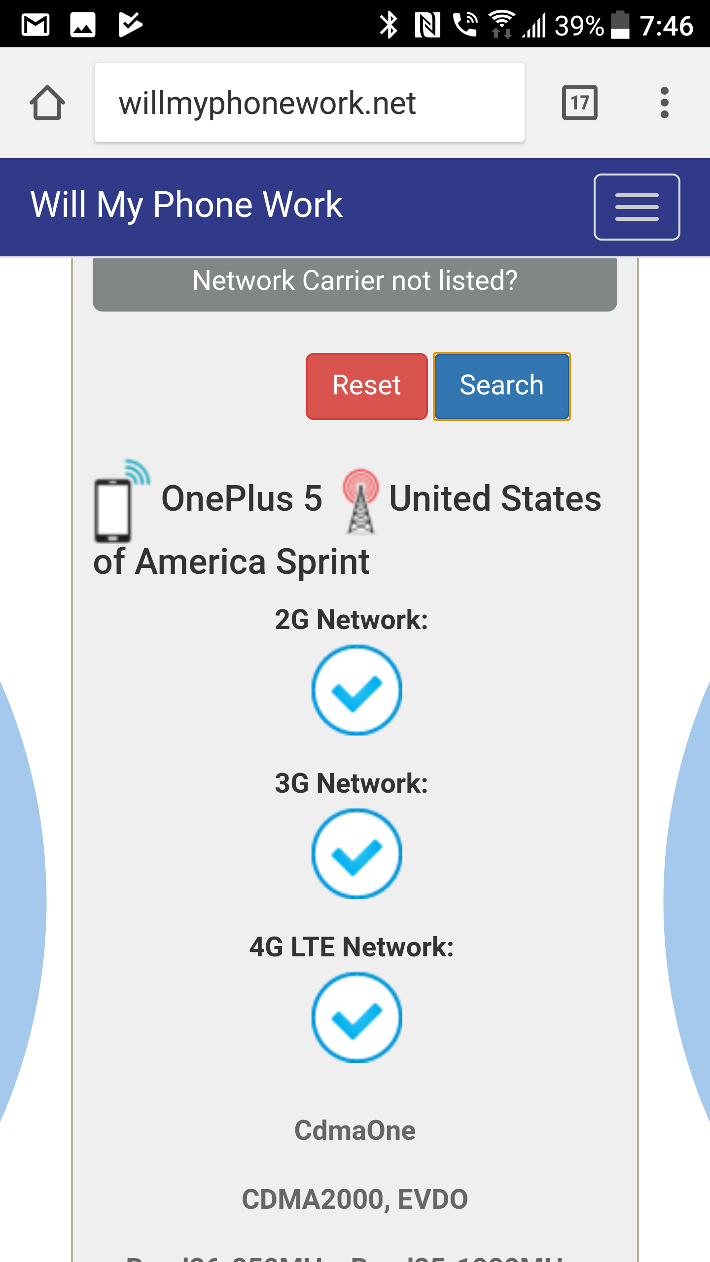 Sprint compatibility? | Page 2 - OnePlus Community