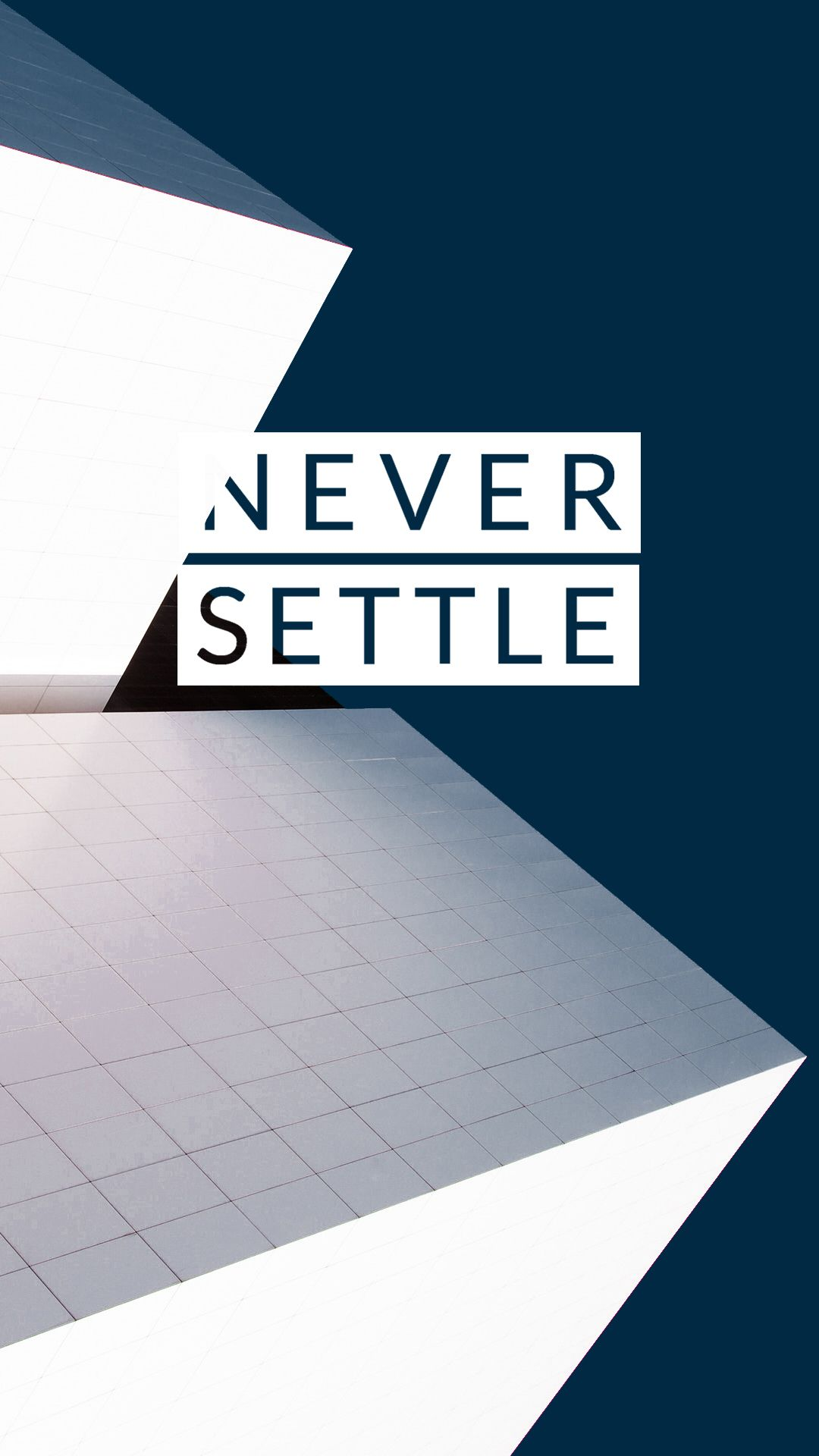 Never Settle Wallpaper Collection Oneplus Community