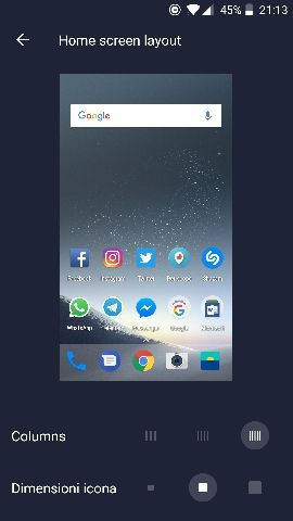 how to change icon size - OnePlus Community