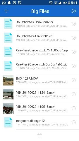Can I delete the Android zip file ? - OnePlus Community