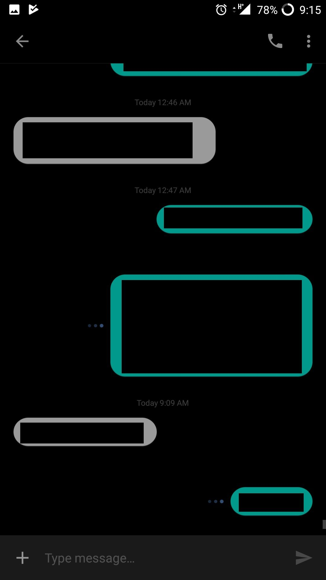 Sending SMS not working properly - OnePlus Community