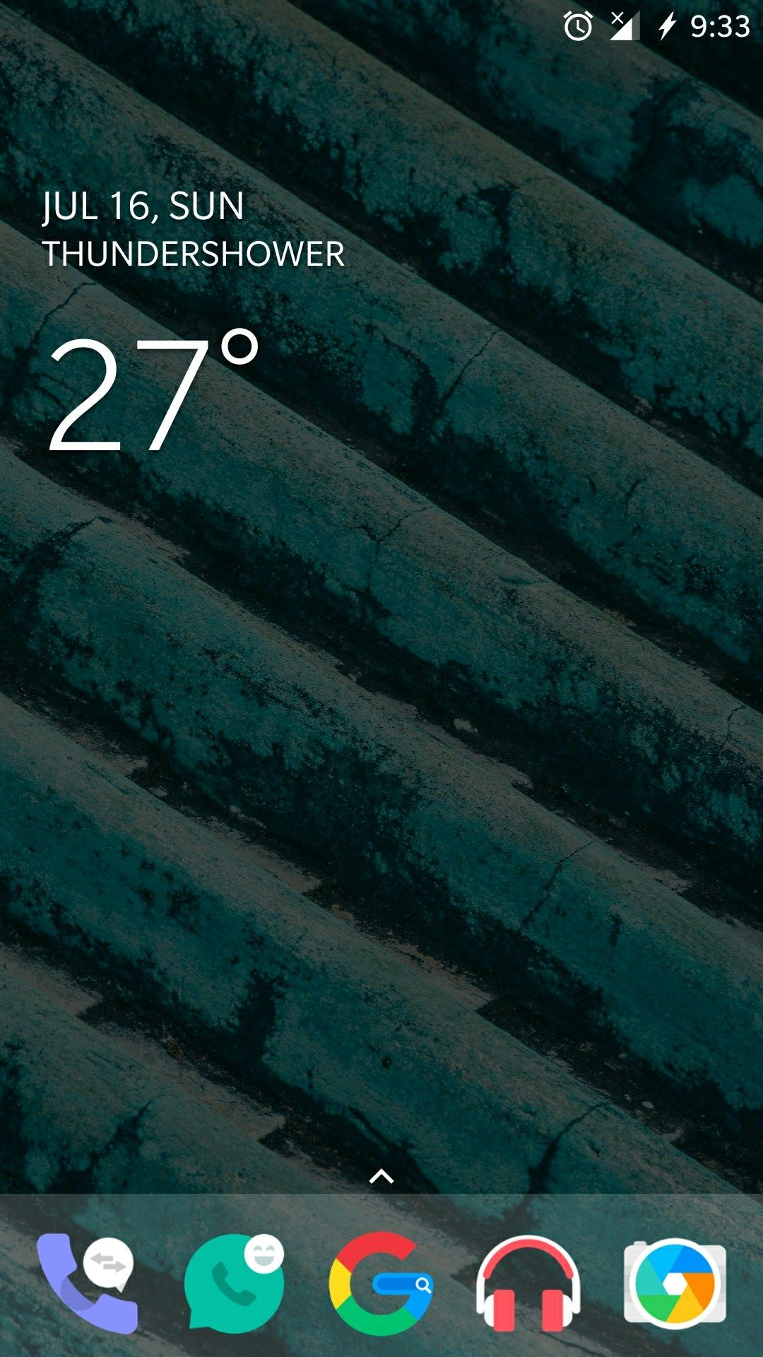 OnePlus 3/3T - Share Your Home Screen Thread !! | Page 211 - OnePlus