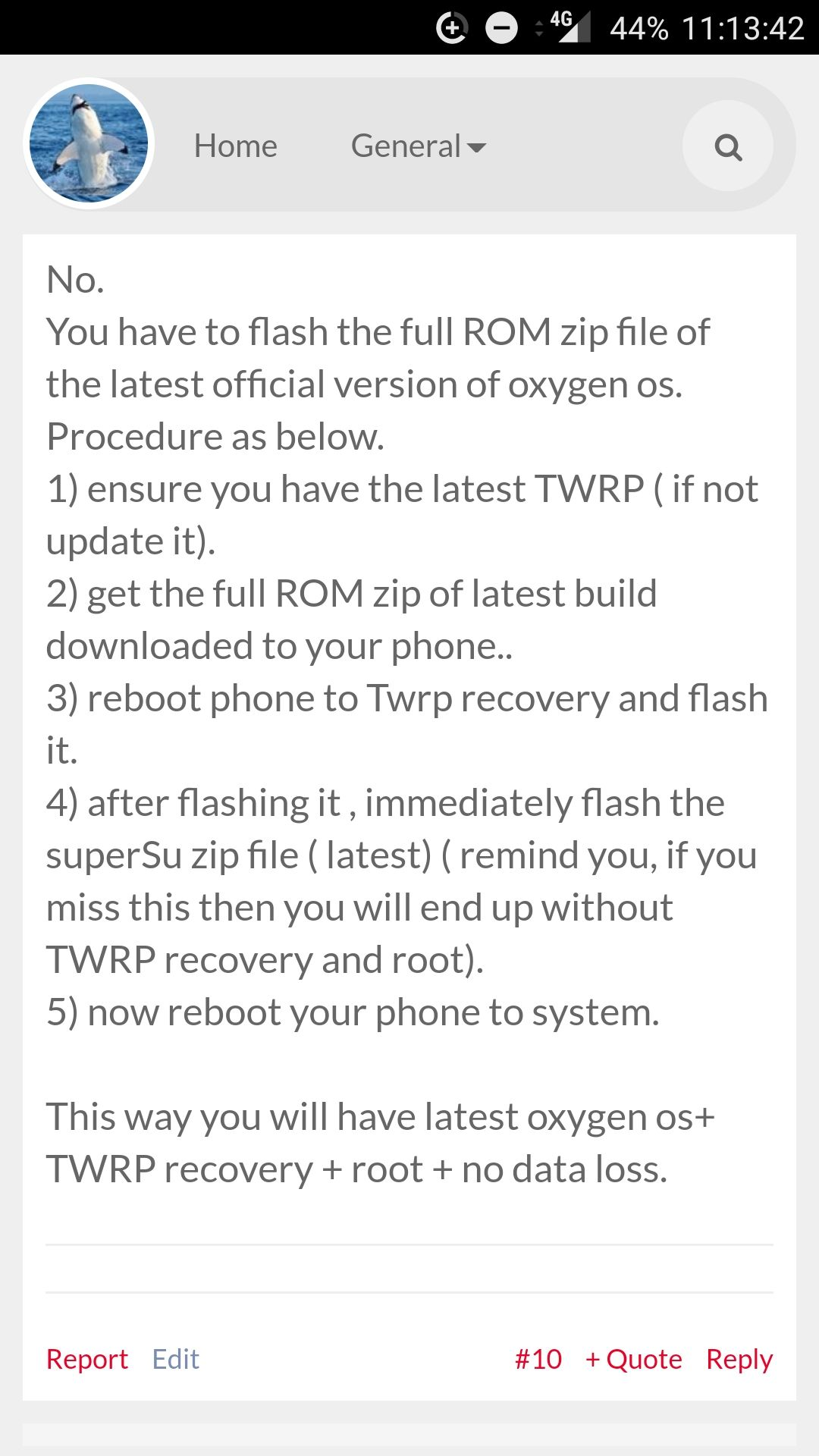 how to upgrade after root ? - OnePlus Community