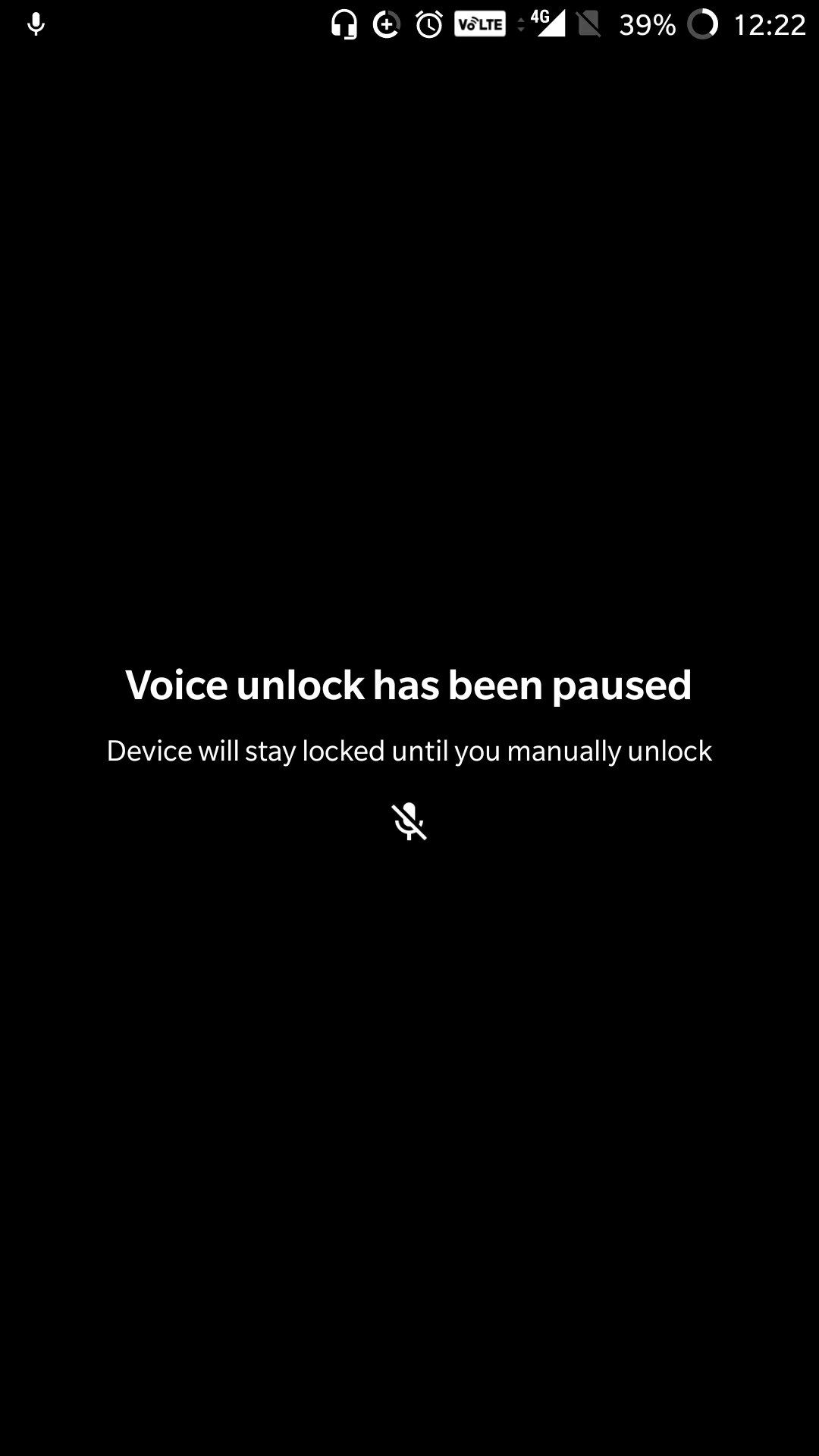 Can't unlock device with Google Assistant - OnePlus Community