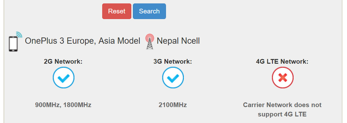4G LTE not support - OnePlus Community