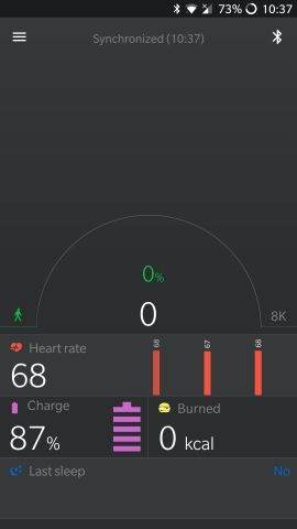 Mi Band 2 Can't Connect! - OnePlus Community