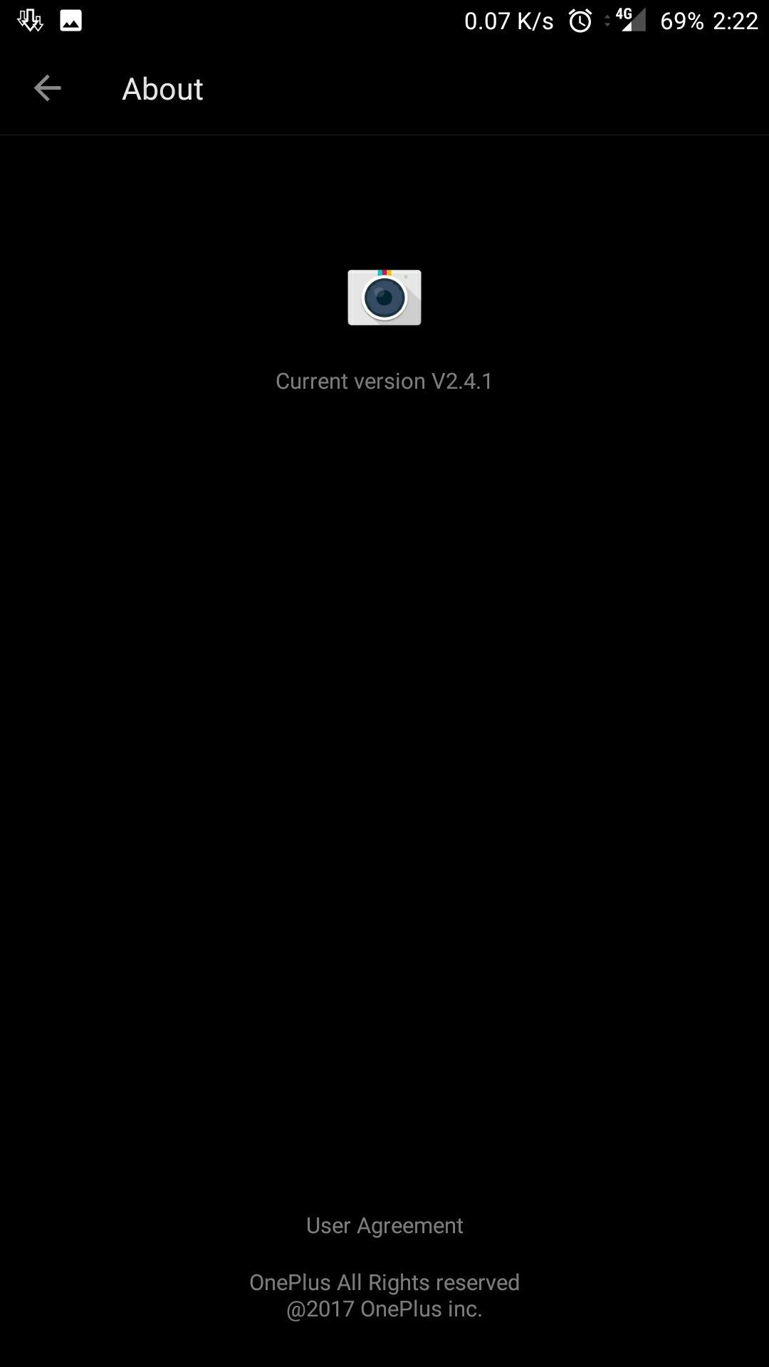 new version camera (not official) from leaked op5 oreo for op5,3,3t