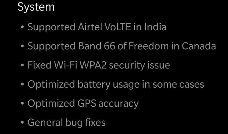 I am using Vodafone network (India), not getting 4G speed on my