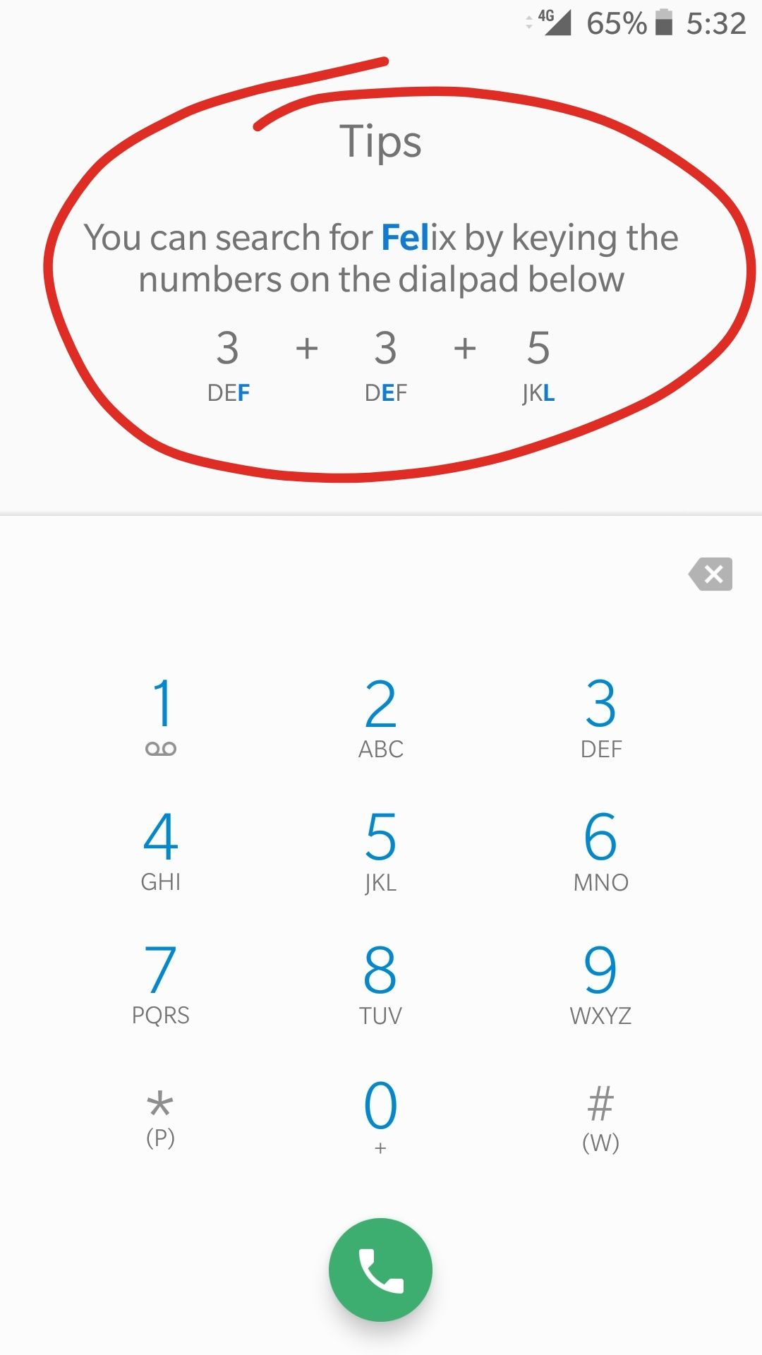 Annoying Tips in Dialer - OnePlus Community