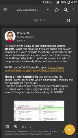 Low In-Call Volume in OnePlus 3T - OnePlus Community