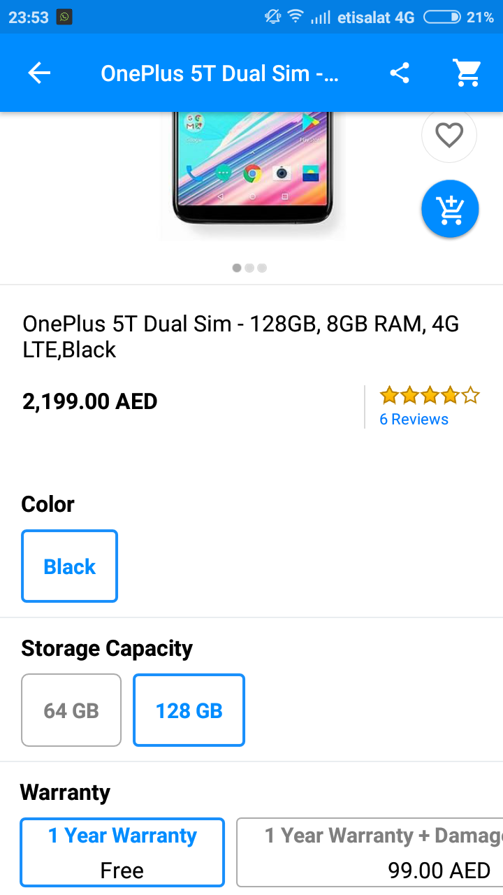 Buying OnePlus 5T from UAE | Page 5 - OnePlus Community
