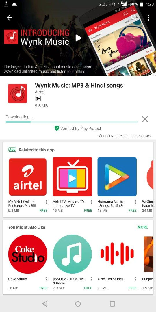 how to download apps from play store with mobile data