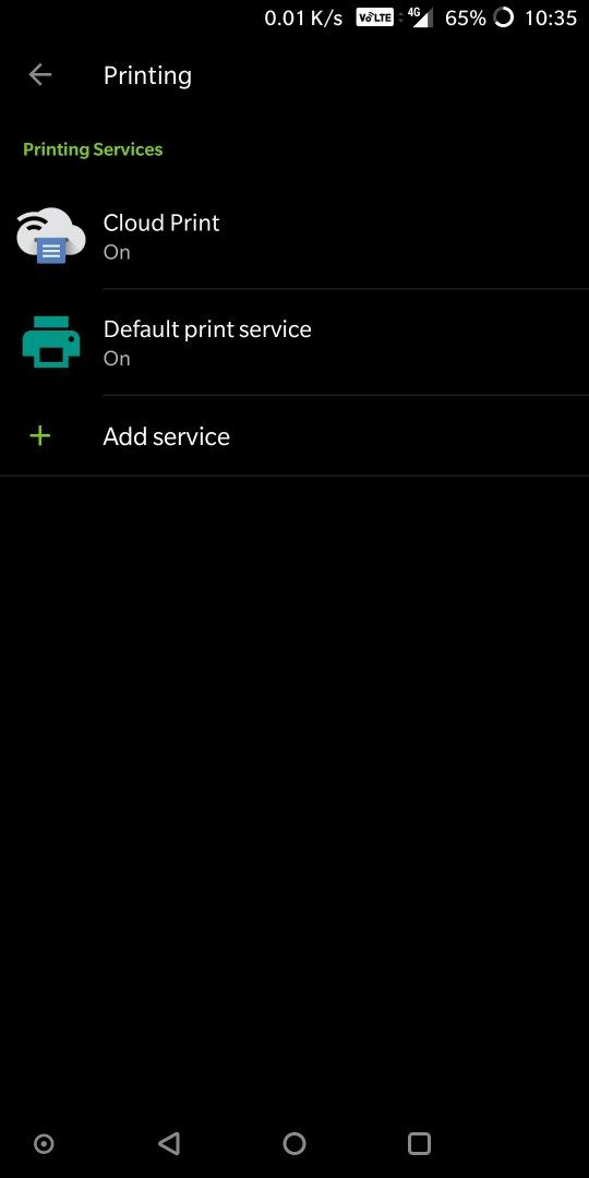 pdf printer - OnePlus Community