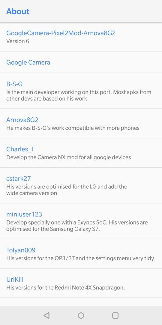 Google Camera with HDR+ not working | Page 2 - OnePlus Community