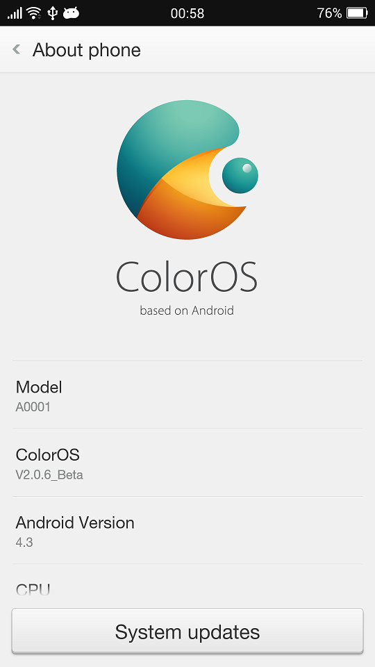 ROM - Latest Color OS Links - OnePlus Community