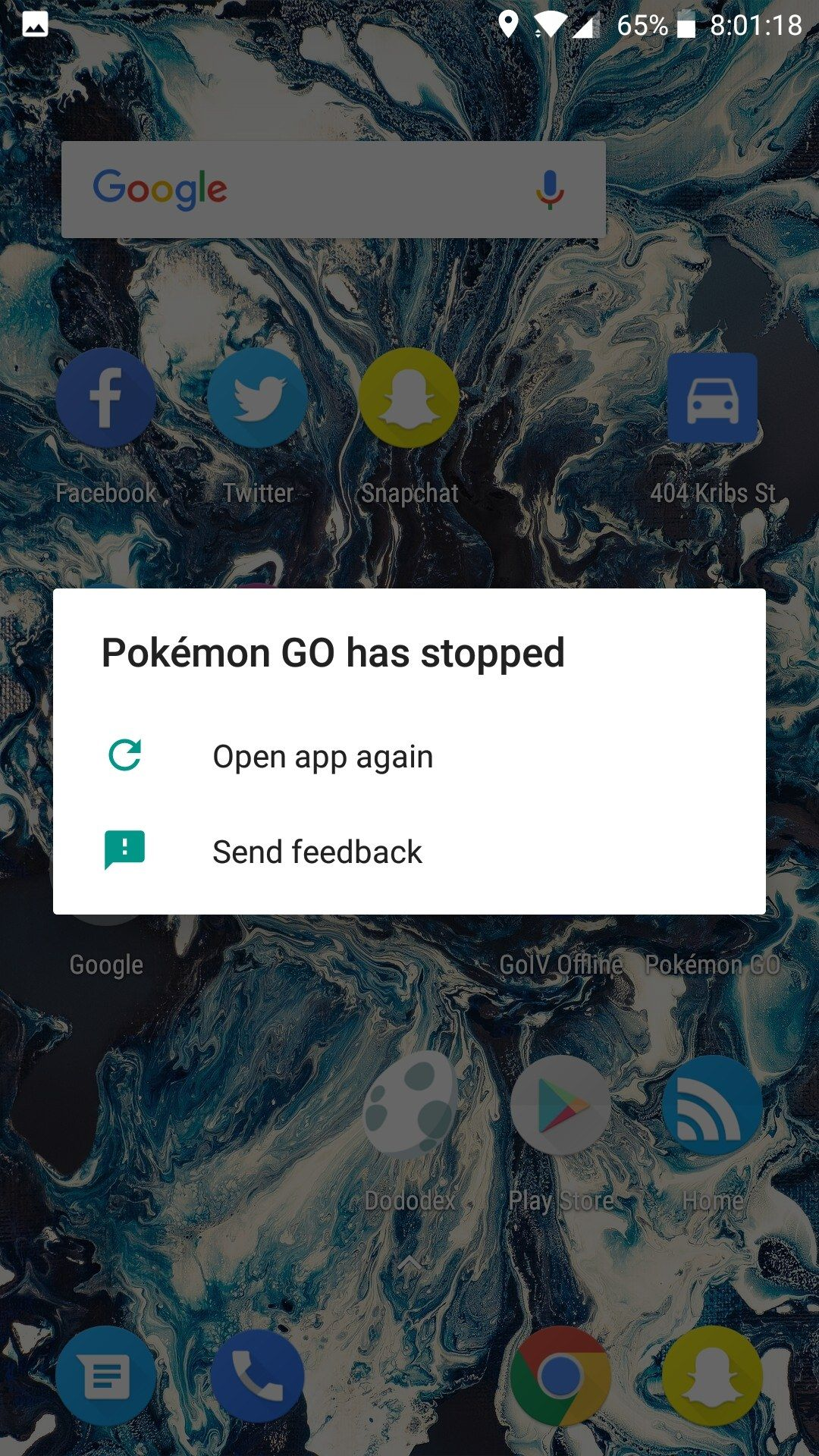 Incompatible OS Pokemon Go - OnePlus Community