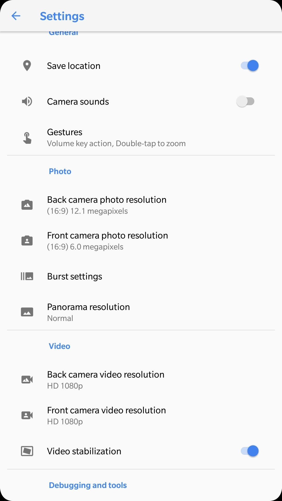 New Google Cam mod has Front Portrait working on OOS 5 0 1 NON