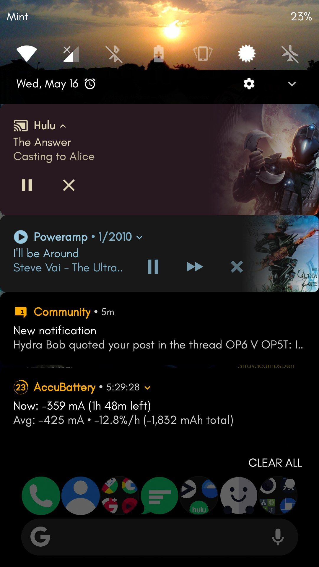 A better music player than Poweramp perhaps? - OnePlus Community