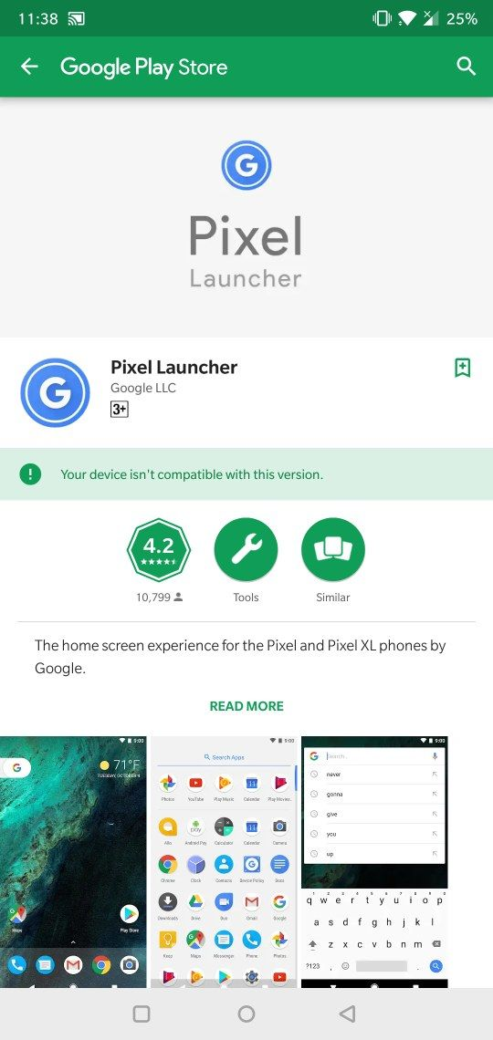ANSWERED]OnePlus 6 Pixel Launcher - OnePlus Community