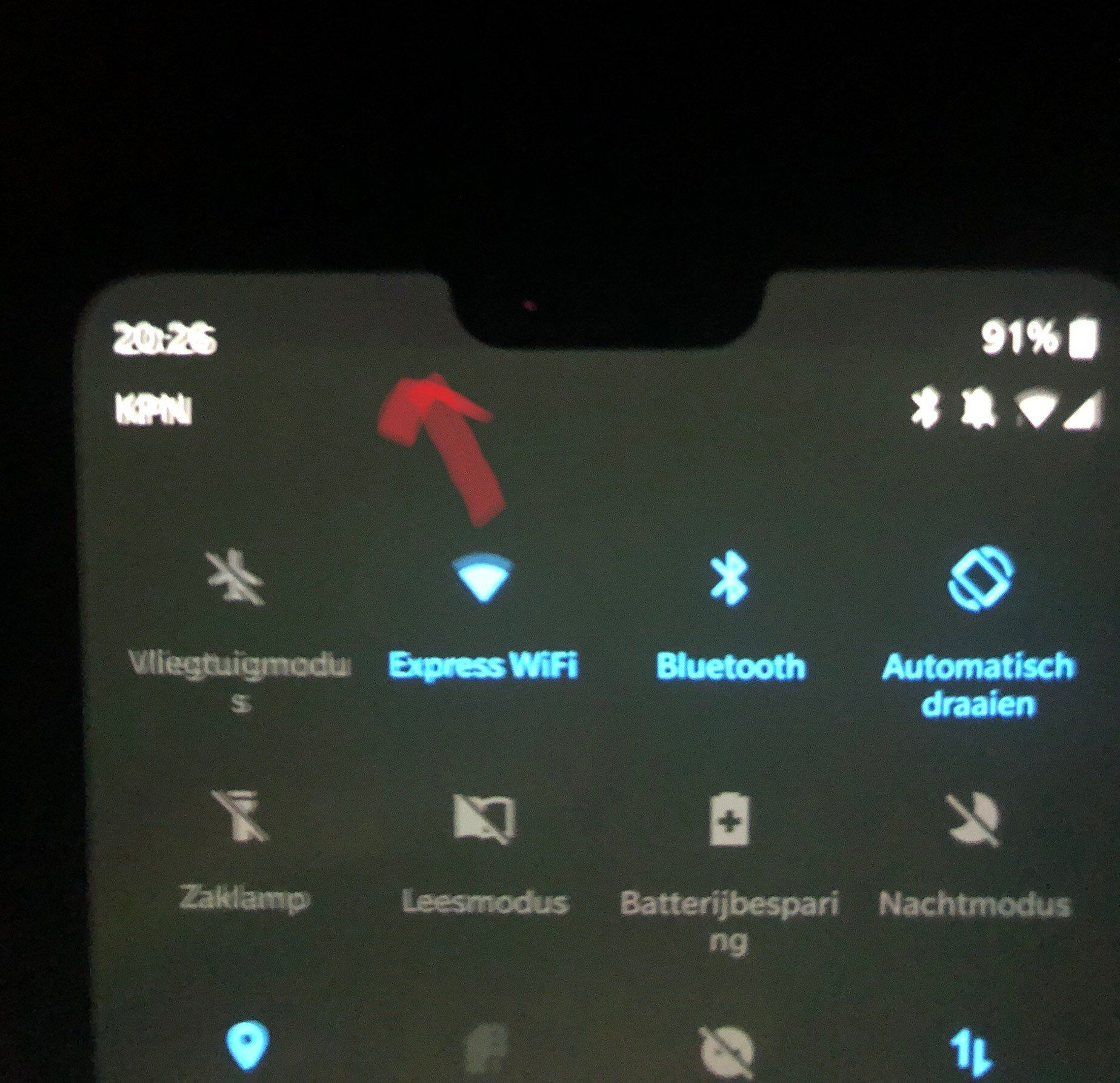 Will burn-in be caused by the OnePlus 6 Top Bar (Hide Notch
