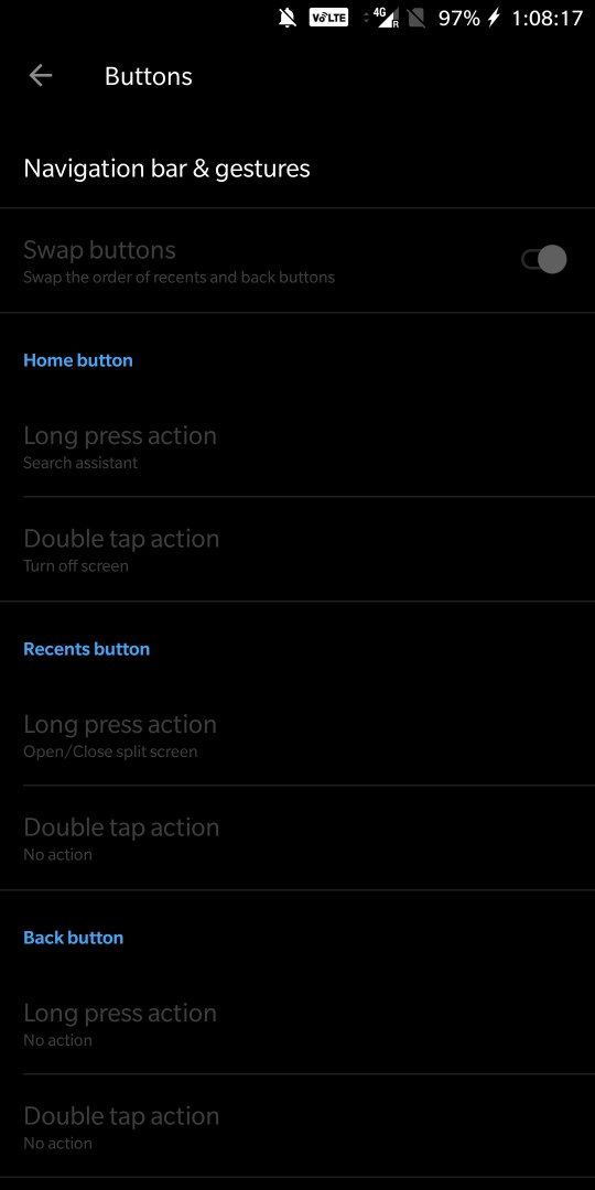 How to hide navigation bar from keyboard - OnePlus Community
