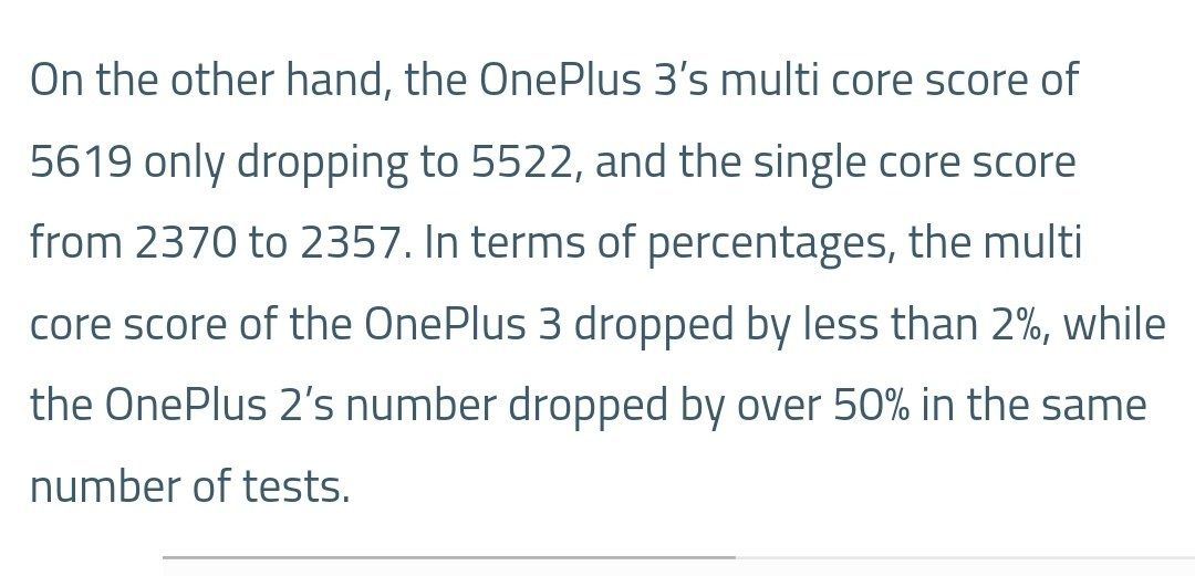 CPU throttling | Page 3 - OnePlus Community